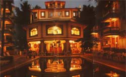 Hotel Highland Beach Resort - Goa