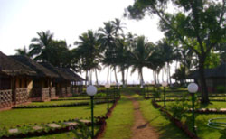 Bogmallo Beach Resort - Goa