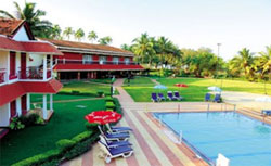 Hotel Nanu Resort - Goa