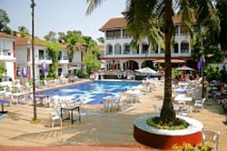 Hotel Ronil Beach Resort - Goa